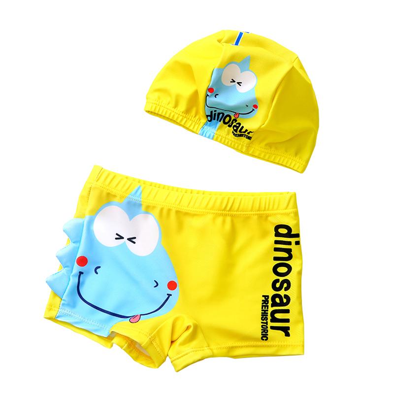 男童平角速干泳裤