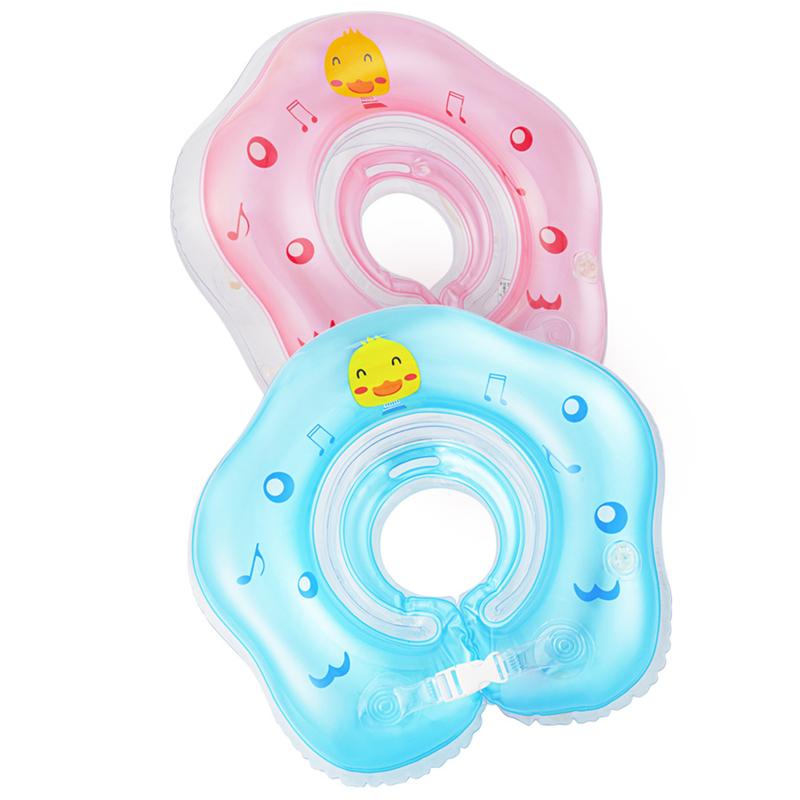 0岁婴儿游泳脖圈