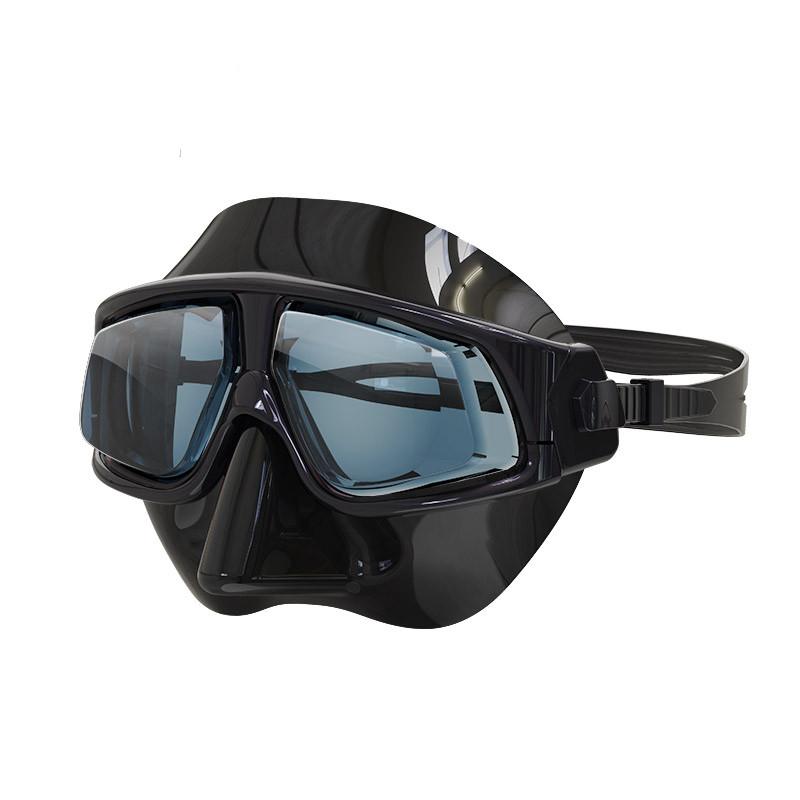 男女防雾高清大框游泳眼镜