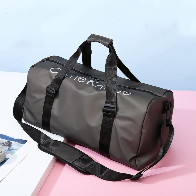 游泳包干湿分离健身包女旅行防水收纳包男行李拉杆包大容量沙滩包