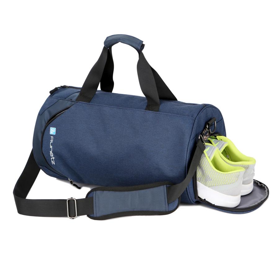 健身包男干湿分离游泳训练运动包女行李袋大容量单肩手提旅行背包