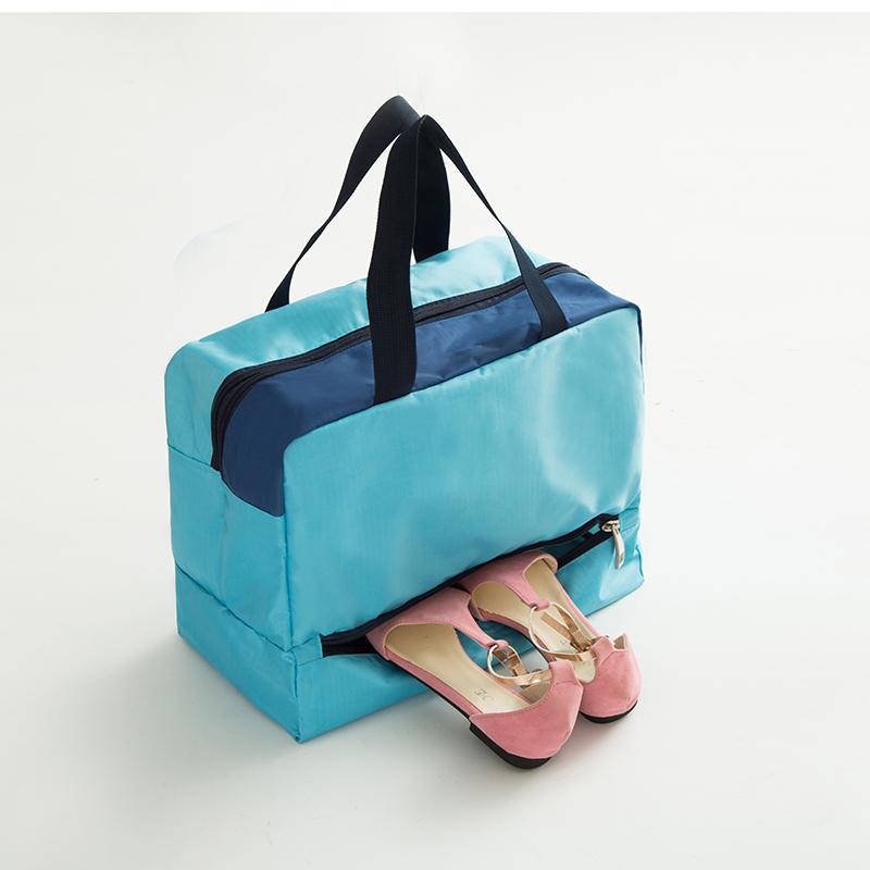 游泳包干湿分离男女防水包泳衣游泳健身装备收纳袋沙滩包手提洗漱