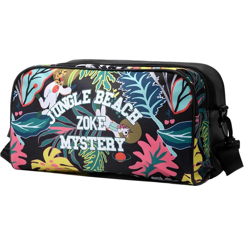 zoke干湿分离大容量单肩游泳包