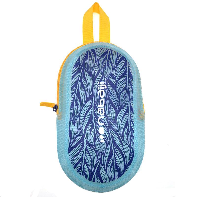 迪卡侬成人防渗水透明干湿隔离游泳包